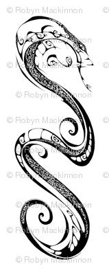 New Inkblot Snake