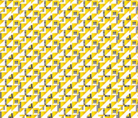 Fun Check fabric by glimmericks on Spoonflower - custom fabric
