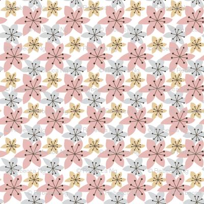 Floral Garden Pink