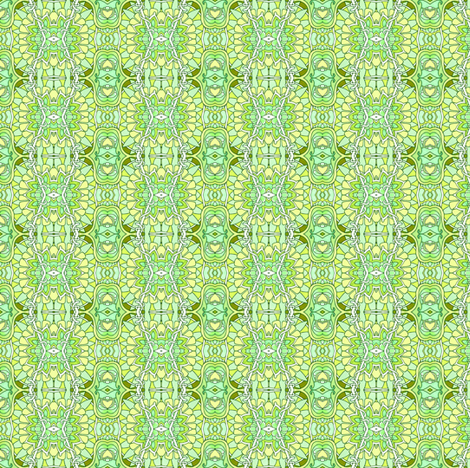 Sprouting fabric by edsel2084 on Spoonflower - custom fabric