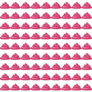 pink poo