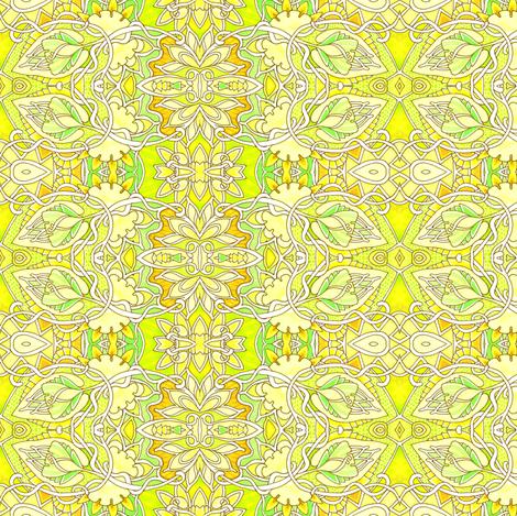 Sunshine Day fabric by edsel2084 on Spoonflower - custom fabric