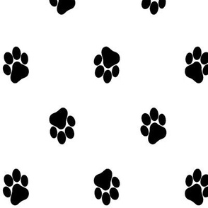 Paws - black