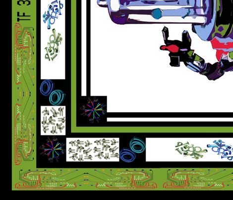 TF3000 Quilt fabric by topfrog56 on Spoonflower - custom fabric