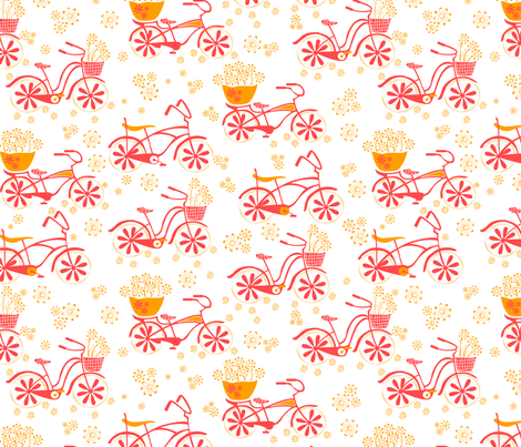 Joy Ride fabric by oddlyolive on Spoonflower - custom fabric