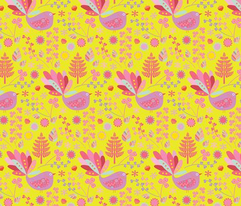Twig fabric by kayajoy on Spoonflower - custom fabric