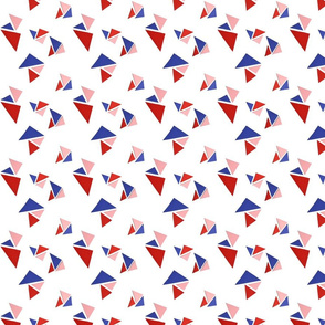 triangle redblue