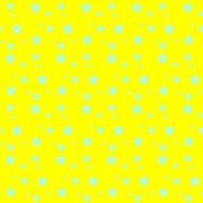 Stars on yellow