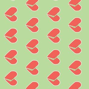 brokenheart-green