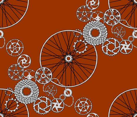 R3_color_bicycle_parts_chestnut_brown_shop_preview
