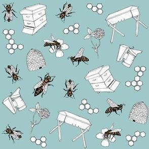 beekeeper - sky