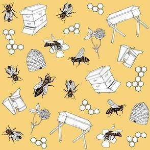 beekeeper - sunshine