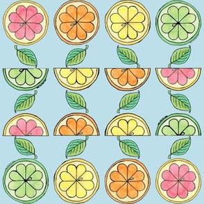 Citrus Ditzy