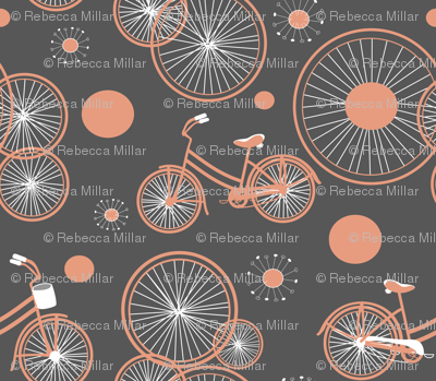 bicycles and wheels