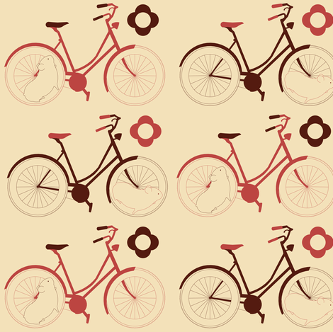 All You Need For Speed fabric by tscho on Spoonflower - custom fabric