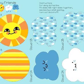 Skyfriends Mini Plush