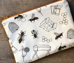 beekeeper - white