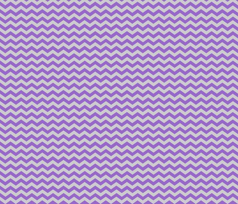 Purple Grey Chevron fabric - jessicablair - Spoonflower