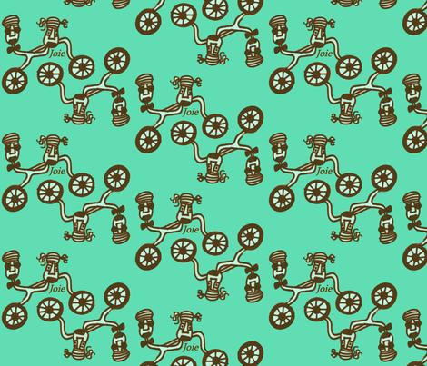 Joyride fabric by stomper on Spoonflower - custom fabric