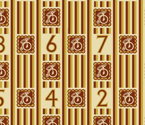 Prisoner fabric by thirdhalfstudios on Spoonflower - custom fabric