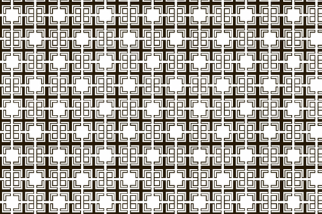 Black_Weave_ii fabric by designedtoat on Spoonflower - custom fabric