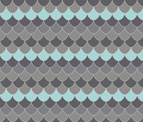 drop_owly_blue fabric by katarina on Spoonflower - custom fabric