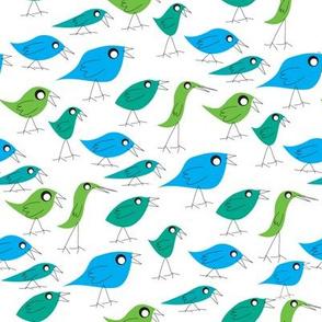 Cause I like birds