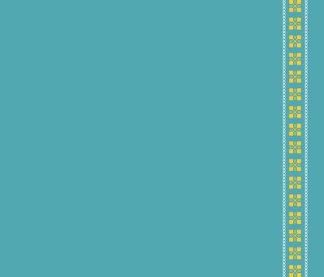 folk_1 fabric by lauralazin on Spoonflower - custom fabric