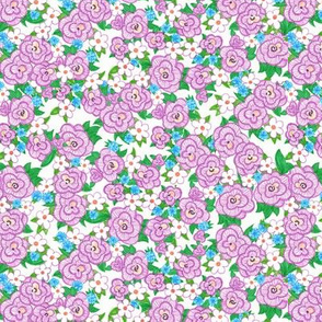 Floral Ditzy