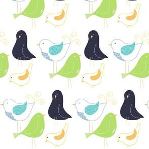 Hey Birdies