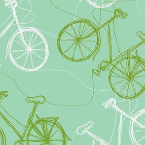 thread bikes - ice & lime