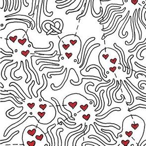 Love Octangle