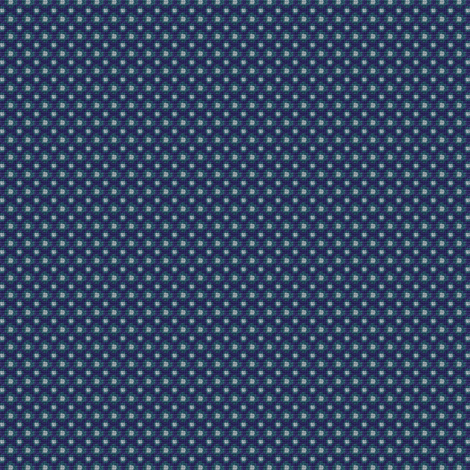 Mini Blue fabric by effiedee on Spoonflower - custom fabric