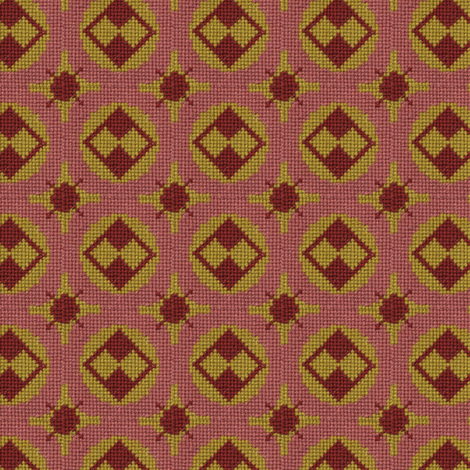 horrible fabric by effiedee on Spoonflower - custom fabric