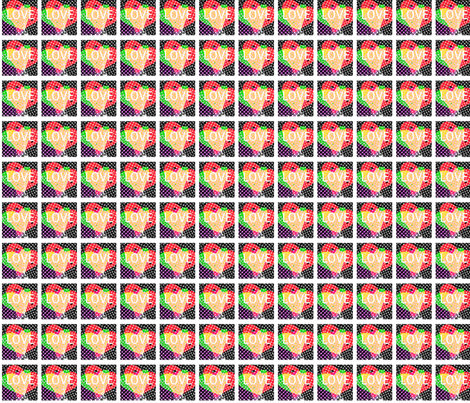 hearted fabric by _vandecraats on Spoonflower - custom fabric