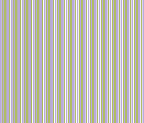 stripes green/lavender fabric by alyson_chase on Spoonflower - custom fabric