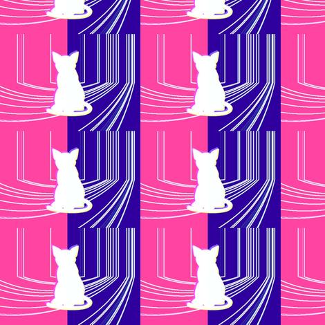GATO MULTICOLOR fabric by _vandecraats on Spoonflower - custom fabric
