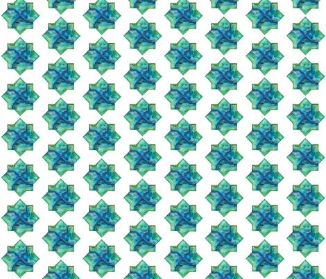 Al-Andalus Stars fabric by gemmacreativa on Spoonflower - custom fabric
