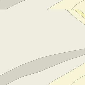 Yellow Daisy Table Runner