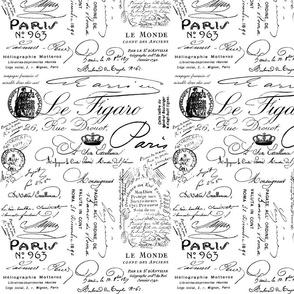 French Quarter Le Figaro #963