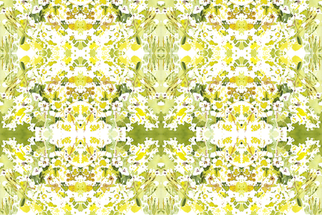 cestlaviv_yellowandwhite18new fabric by cest_la_viv on Spoonflower - custom fabric