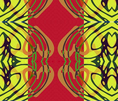 retro_hearts fabric by _vandecraats on Spoonflower - custom fabric