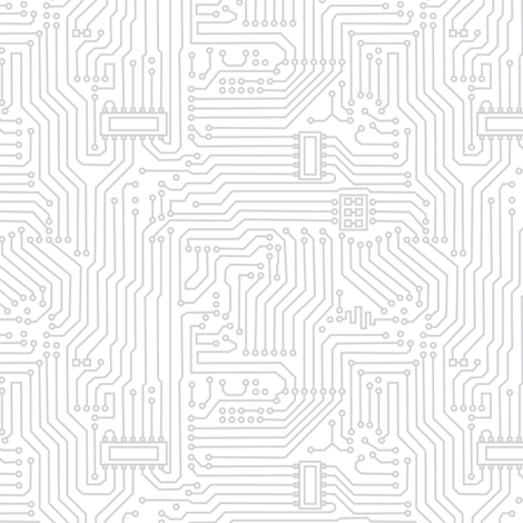 electronic board fabric by mariao on Spoonflower - custom fabric