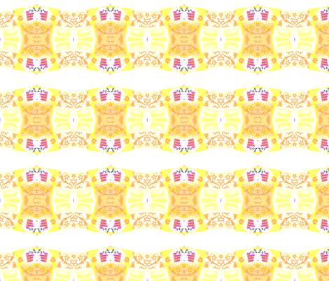 carl_linnaeus_garden7 fabric by _vandecraats on Spoonflower - custom fabric