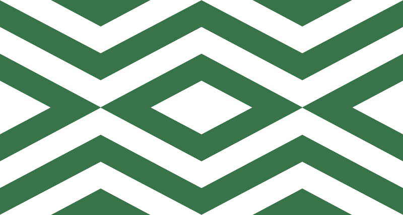 Green and White Chevron wallpaper - mgterry - Spoonflower