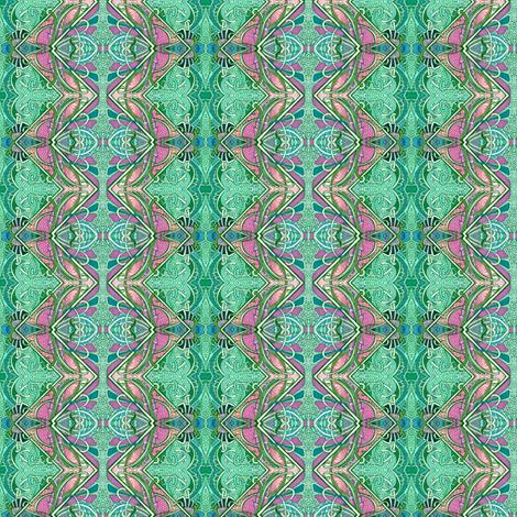 Zig Zag Zing fabric by edsel2084 on Spoonflower - custom fabric