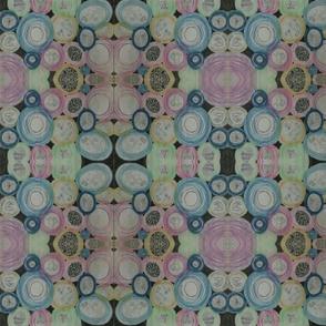 Fanciful Pastel Petri