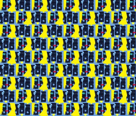 fabartblond fabric by _vandecraats on Spoonflower - custom fabric