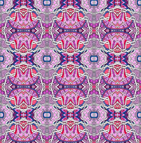 Chrysanthemum Tangle fabric by edsel2084 on Spoonflower - custom fabric