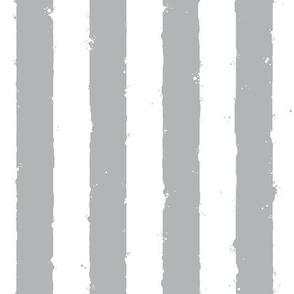 distress stripe gray white
